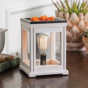 Weathered Lantern - Electric Burner