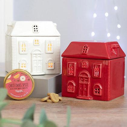 Red House Burner