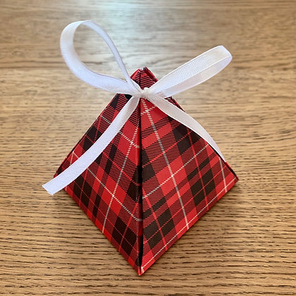 Pyramid Gift Box - Boss Bottled