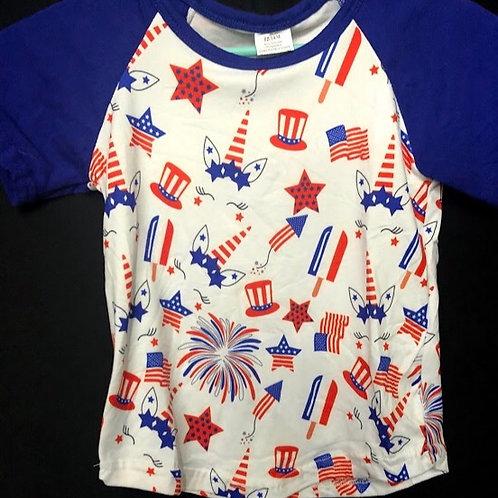 Patriotic Unicorn Shirt