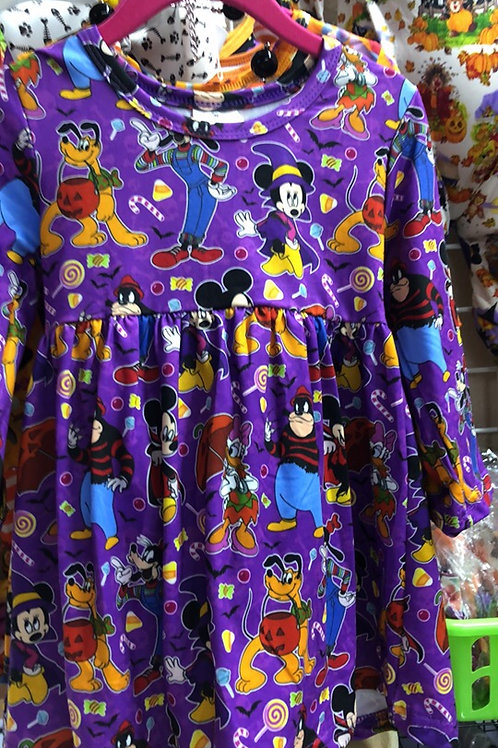 Mickey's Fun Halloween Set