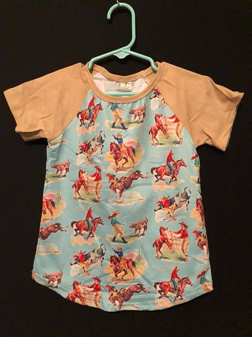 Boys Cowpoke Shirt