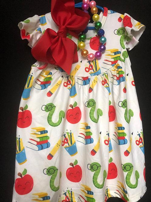 Back 2 School Dress
