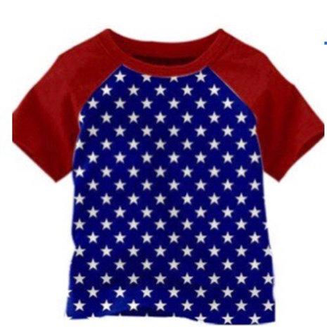 Boys Star Spangled Shirtshirt