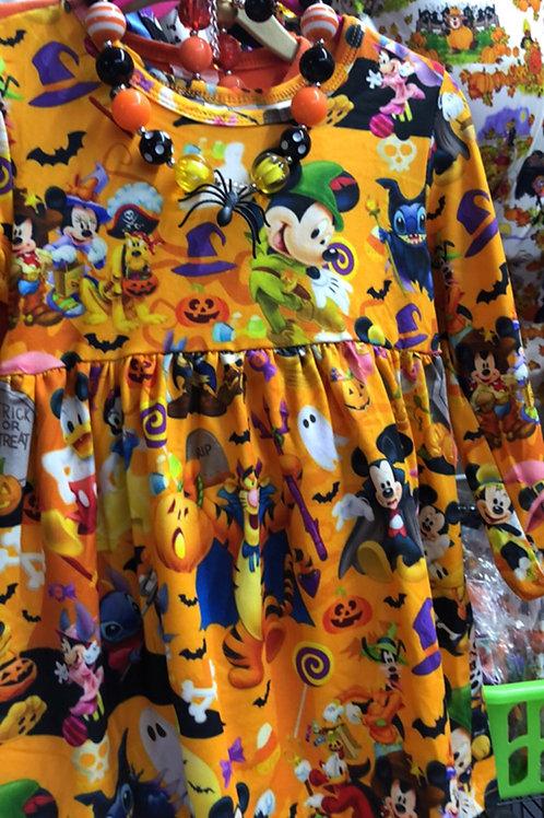 Mickey's Spooky Halloween