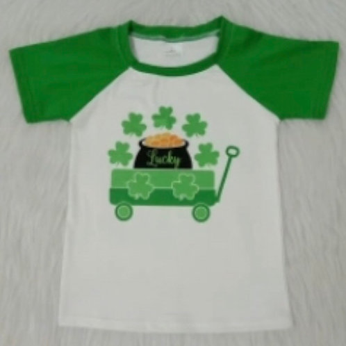 Boy's St. Patty's Shirt