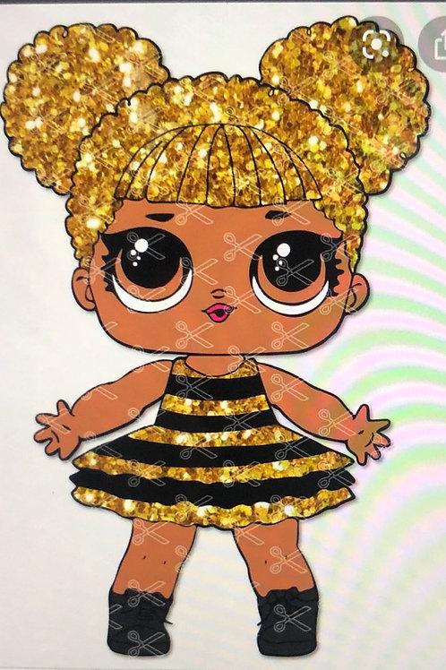 LOL Queen Bee Dress
