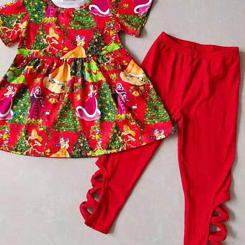 Princess Christmas Set