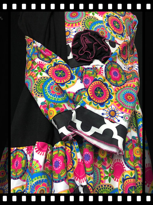 Pretty in Paisley pant set