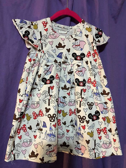 A trip to Disney Dress