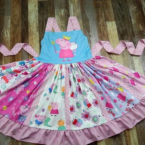 Peppa Pig Twirl Dress