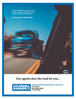 Coldwell Banker Full Page