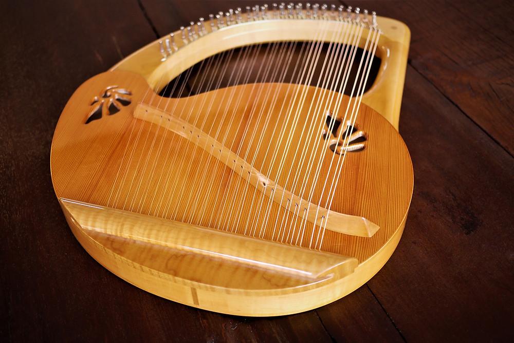 ライアー アフロディーテの竪琴 竪琴 リーアノン