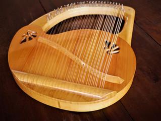 竪琴(ライアー)の歴史