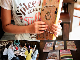 ライアーキット:子供の日、竪琴ワークショップ