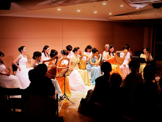 名古屋市 セレナ竪琴教室第一回発表会
