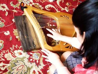 ライアー:アフロディーテの竪琴 エンジェル37弦モデル