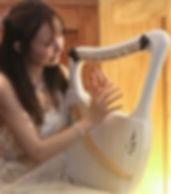 詩音 アフロディーテの竪琴 ライアー教室.jpg