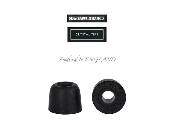 <한국총판> ENGLAND CRYSTAL LINE AUDIO CRYSTAL TIPS