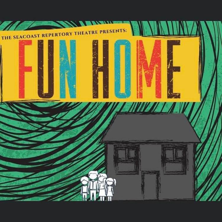 Fun Home at the Seacoast Repertory Theatre