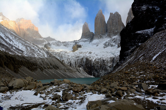 How to get to Torres del Paine to do the W Trek