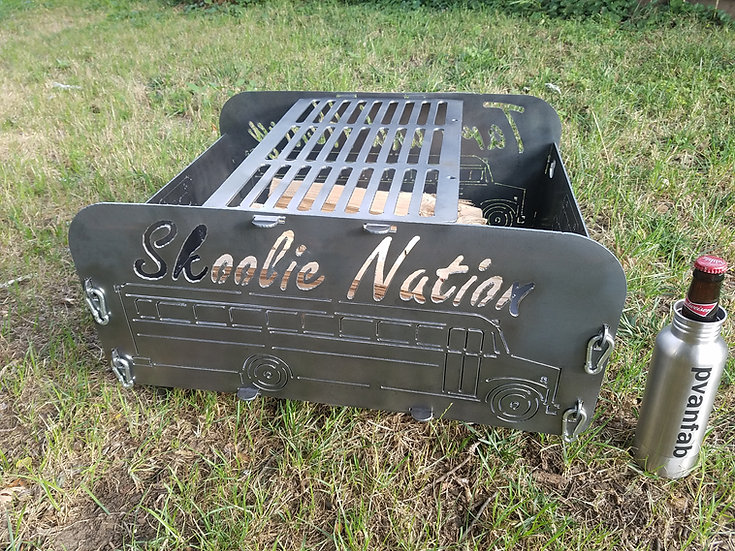 Skoolie Nation Pit