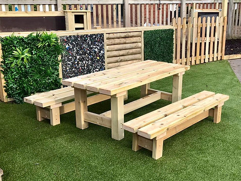 Activity Table and Bench