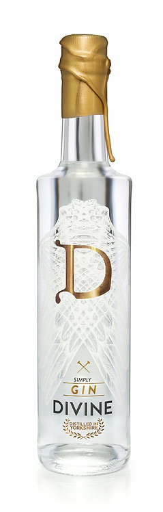 Divine London Dry Gin 42%