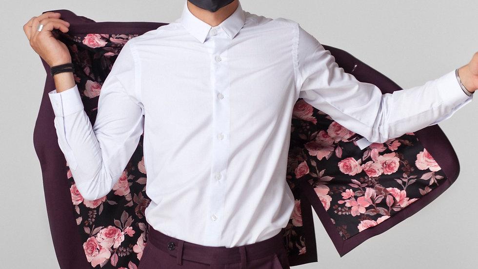 little collar shirt