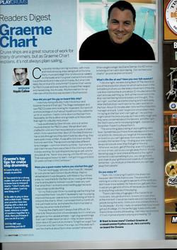 Magazine Cover - Drum Doctor