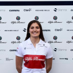 Tatiana Calderon (COL) Alfa Romeo Sauber F1 Team at Formula One Testing, Barcelona, Spain, 5  March 2018.