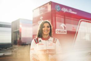 F1 Test Driver Alfa Romeo Racing ORLEN