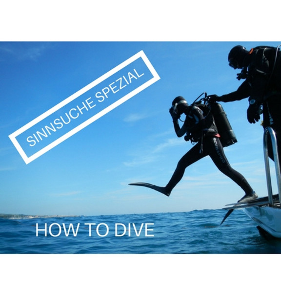 HOW TO DIVE - Selbsthypnose Online lernen