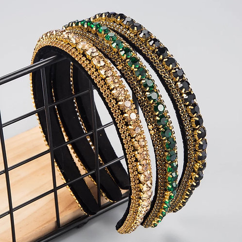 Gemstones headbands