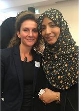 Tawakkol Karman & Bianca .jpg
