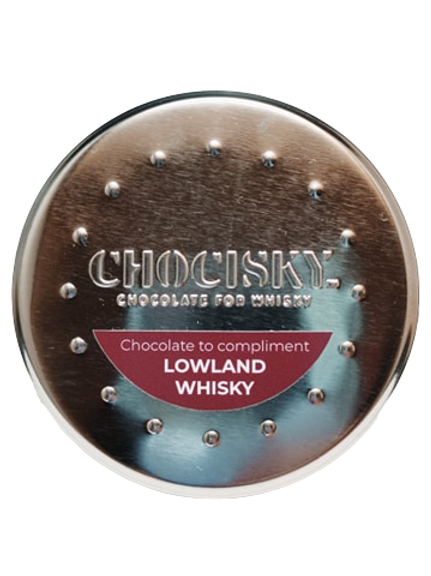 Chocisky™ for Lowland Whisky