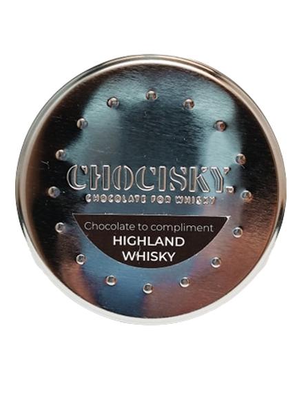 Chocisky™ for Highland Whisky