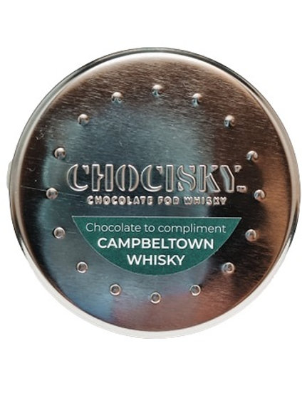 Chocisky™ for Campbeltown Whisky
