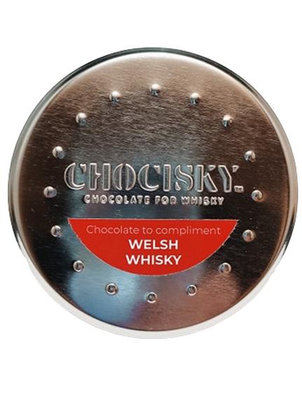Chocisky™ for Welsh Whisky