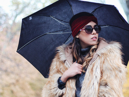 #StreetStyle: Legally Brunette, HARVARD OOTD