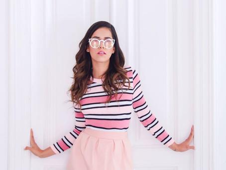 #Editorial: Pink Sweater, HELLOOO FALL!