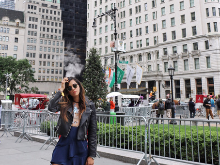 Street Style: Sunday in the City where dreams are made of.