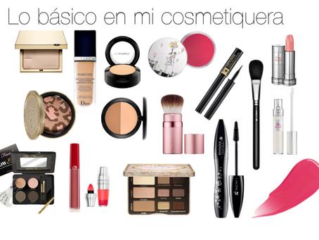 Beauty Essentials: Lo que no puede faltar en mi cosmetiquera.
