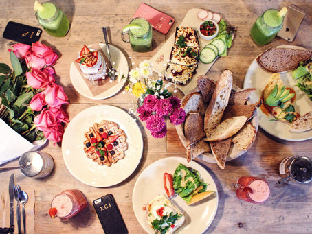 #TheFoodieModel: Le Pain Quotidien