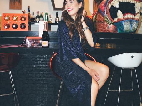 #Editorial: Blue & Glitter