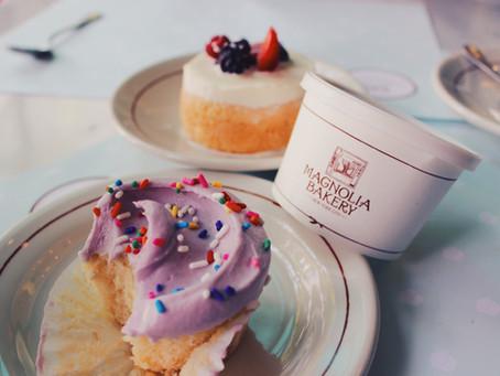 #TheFoodieModel: Magnolia Bakery, CDMX