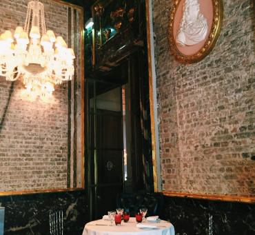 #TheFoodieModel: Cristal Room Baccarat París