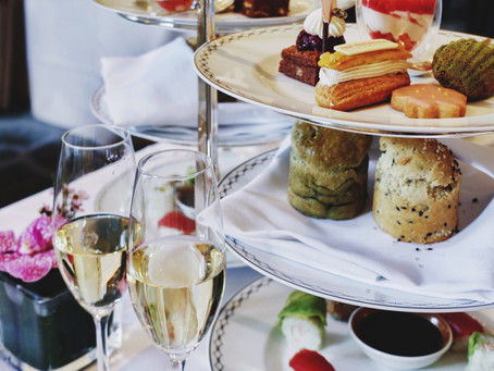 #TheFoodieModel: The Peninsula París Afternoon Tea