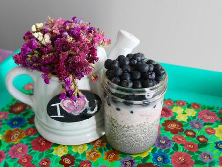#TheFoodieModel Recipe: Chía Pudding