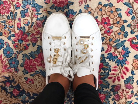 #ShoeOfTheDay: White Sneakers